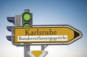Karlsruhe hat im Grundsatz gesprochen.