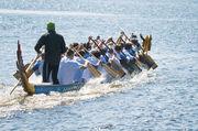 Drachenbootfahren als Stärkung für  Gesundheit und Moral.
