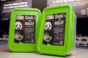Mehr Nachhaltigkeit bei Edeka: Mehrwegdosen für die Frischetheke.