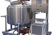 Fermentation für 650 Liter