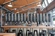 Besonderes Kaffee-Flair: In jedem der sechs Elbgold-Standorte sieht es anders aus.