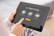 Elektronisch lernen erhöht den Lohn