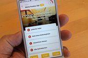 Eine spezielle App bietet Quizvergnügen für Bäcker.
