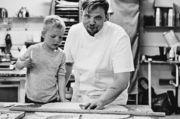 Bäcker und Konditor Ásgeir Sandholt führt die Sandholt Bakery im Herzen von Islands Hauptstadt Reykjavik.