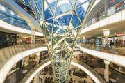 Kundenmagneten: Einkaufscenter wie das MyZeil Frankfurt können auch für Bäcker funktionieren.