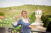 Lina Trepte aus Radebeul ist das 24. Dresdner Stollenmädchen.