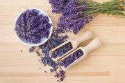 Lavendel kann zur Verfeinerung von Back- und Feinbackwaren verwendet werden.