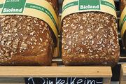Klare Aussage: Diese Brote wurden mit Bio-Mehl gebacken.