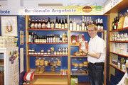 Berater in kulinarischen und geistigen Nahrungsfragen: Wolfgang Frühauf.
