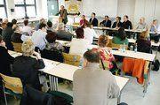 Die Lehrlingswartetagung des Saxonia-Landesverbandes fand traditionell in der Sächsischen Bäckerfachschule statt.