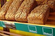 Bio-Lebensmittel wie Brot treffen auf eine gute Nachfrage bei den Verbrauchern.