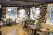 Insgesamt 30 Sitzplätze bietet das neue Schokoladen-Café als einer von sieben Steinhoff-Standorten.
