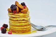 Pancakes in unterschiedlichen Varianten sind ein Schwerpunkt im Angebot.
