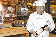 Brot und Bier zum 140-jährigen Chorjubiläum.