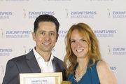 Preisträger: Tobias und Kathleen Exner