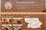 Die Gersthofer Backbetriebe belieferten den Handel in ganz Süddeutschland.