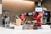 Kaffee serviert vom Roboter: Sieht so die Zukunft aus?