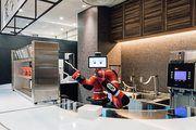 Ein Roboter als SYervicekraft im Coffee Shop: Sieht so die Zukunft aus?