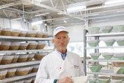 Gut im Geschäft mit Bio-Supermärkten und zehn Filialen: Hans-Jürgen Leib.