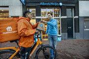 Neben der Lieferung von Lebensmitteln versucht sich Albert Heijn in der Lieferung von kompletten Gerichten.