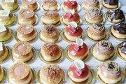 Deluxe: Berliner Pfannkuchen der Bäckerei Ströck.