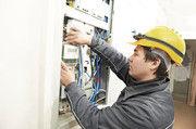 Im Schaltschrank hat Messtechnik fürs Monitoring Platz.  Foto Shutterstock/DmitryKalinovsky