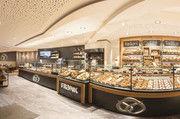 Einladend und großzügig gestaltet: Die Bäckerei Frank hat ihr Geschäftsfeld um ein Café erweitert.