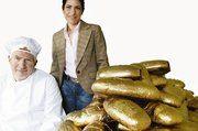 Hermann-Josef und Nicole Sondermann haben ihre DLG-prämierten Produkte vergoldet – ob auch in wirtschaftlicher Hinsicht, bleibt abzuwarten.