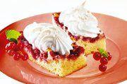 Blechkuchen-Ideen für verschiedene Ansprüche.