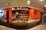 Heberer setzt in der fünften Generation noch stärker auf Verkehrsstandorte, das Snack- und Kaffeegeschäft.
