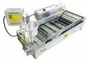 Donut-Robot-Anlage für den vollautomatischen Betrieb.