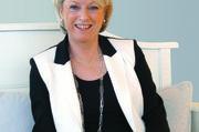 Claudia Johannsen, Geschäftsfbereichsleiterin der Messe Hamburg.
