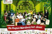 Der Oberbürgermeister und die beteiligten Sponsoren werben auf Großplakaten im ganzen Stadtgebiet Nürnberg für biologische Lebensmittel und Spaß am Essen.