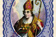 Der Nikolaus wird auch gerne als Schutzpatron der Bäcker dargestellt.