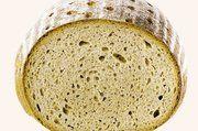 Eine zu runde Brotform weist in erster Linie auf Fehler rund ums Abbacken hin.