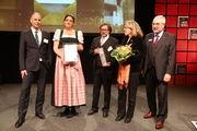 Die Hofpfisterei ist mit dem Internorga Zukunftspreis ausgezeichnet worden.