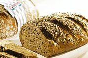 Das SonnenKraft-Brot ist kräftig im Geschmack.