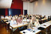 Über 60 Teilnehmer holten sich in Stuttgart wertvolle Tipps rund um den Außer-Haus-Verzehr.