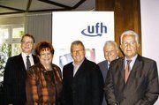 Bringen das Handwerk mit ihren Ideen voran: Joachim Möhrle (von links), Brigitte Kreisinger, Oswald Metzger, Horst Schurr und Ulrich Lutz.