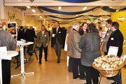 Mehrere Tausend Besucher nutzten die Hausmesse, um sich zu informieren.