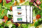 Die Frischhaltemittel geben Obst und Salat die durch Feuchtigkeitsentzug verlorenen Mineralien zurück.