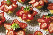 Erdbeer-Orangen-Törtchen
