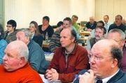 Die angesprochenen Energiethemen und deren Einsparpotenzial fand bei der Tagung im Reutlinger Bäko-Haus große Aufmerksamkeit.