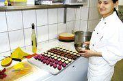 Bio-Konditoreiprodukte nehmen einen großen Stellenwert im Sortiment ein.