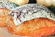 """Brote """"wie früher"""" – rustikal im Aussehen, vollmundig und knusprig."""