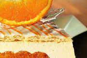 Neue Orangenfüllung