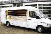 Verkaufsmobil für große Touren.