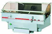 Die TS/30plus sorgt für ölfreie Brotscheiben und kann auch Brot teilen.