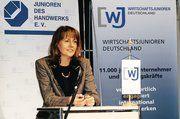 Bundesbildungsministerin Edelgard Bulmahn.