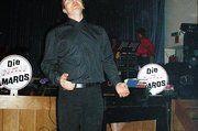 Der singende Bäcker Ingo Dickewied erntete tosenden Beifall.